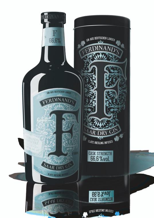 Ferdinand's Saar Dry Gin Cask Strength