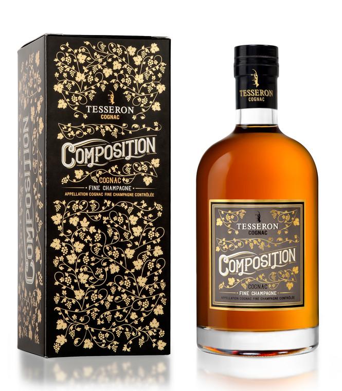 Tesseron Cognac Composition (Fine Champagne)