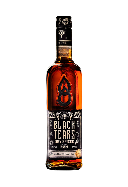 Black Tears Original Spiced Rum