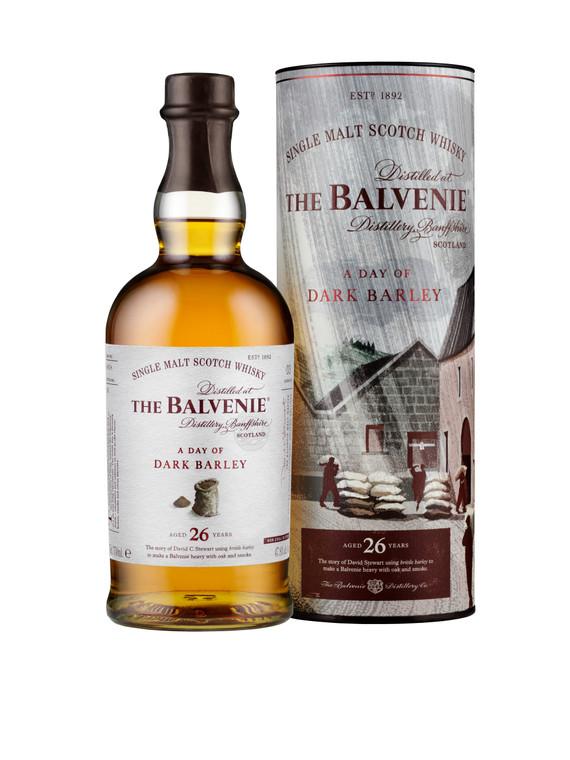 "The Balvenie 26 Year Old ""A Day of Dark Barley"""