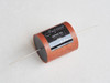 Jupiter 2.2uF 600V Round Copper Wax&Paper with 18awg silver leads