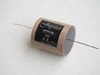 Jupiter 2.2uF 100V Round Copper Wax&Paper with 18awg silver leads