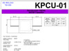 Miflex KPCU-01 600VDC 0.047uF Paper+PP+Oil audio capacitor 1 piece !