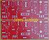 Mosfet SE class A power follower PCB 2019 just power amp boards 2 pieces