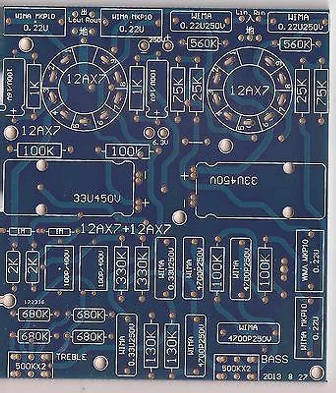 Tone Controltone Control Circuit Ic Stereostereo Tone Control Icic