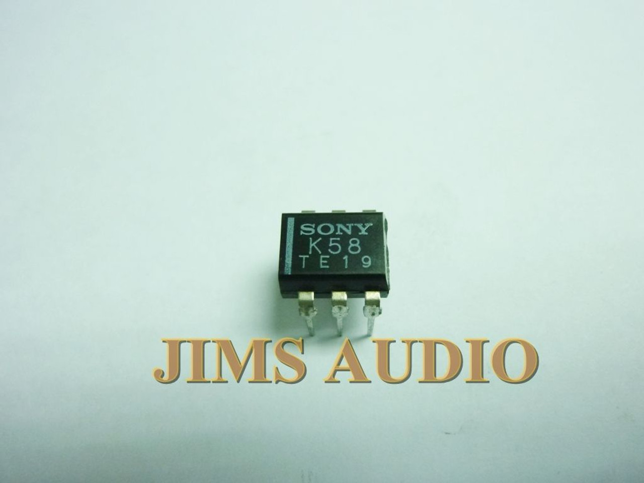 Toshiba 2SK146-GR low noise dual J-FET 1 piece New Old Stock super rare !!