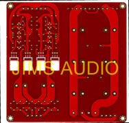 High current + Low Current Power Supply + Speaker Protector PCB !!