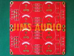 Heavy duty CRC power supply dual mono PCB !!