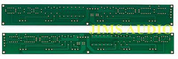 Aleph30 30W Mosfet class A SE amplifier one set one pair(green thin version)