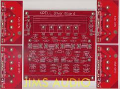 KSA100 pure class A amplifier PCB one channel set