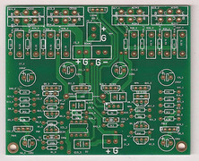 Accuphase E-350 current feedback DC servo power amp PCB 1 piece