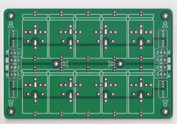 Heavy duty universal snap-in capacitor bank mounting board !!