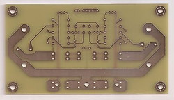 F5 25W pure class A amplifier PCB using TO-3 MOSFET 1 piece