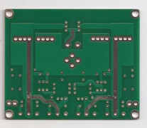 High current dual rail regulator PCB for power amplifier or bench power supply !
