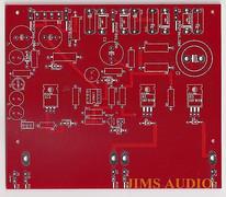 Andrea Ciuffoli Amplifier-End PSU PCB one piece