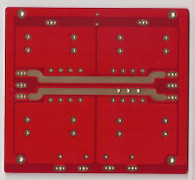 CRC Power supply PCB for class A Power amplifiers !