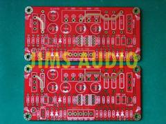 Aleph mini 10W SE Mosfet pure class A stereo amplifier PCB 2 pieces