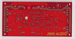 Fully complementary MOSFET power amplifier w/servo control DC offset PCB 1 pc !