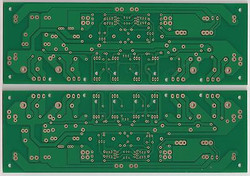 JC-3 25W pure sound Class A stereo amplifer PCB one set 2 pieces
