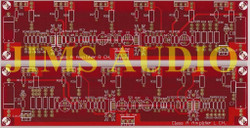 Aleph5 60W Mosfet Pure Class A SE power amp mirrored PCB one set(2 pieces)