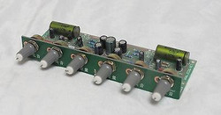 Low noise J-FET input tone control 2-ch individual control stereo assembled  !