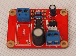 CD player high stability clock buffer module ( no TCXO included) assembled !