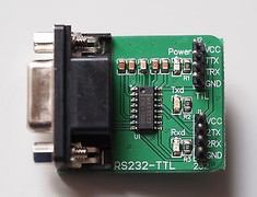 RS232 to UART module 1 pieces !