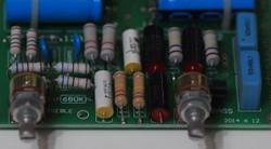 Tube stereo tone control Baxandall type Treble/Bass using 12AX7 !