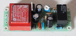 Tube amplifier PSU delay circuit w/ pwr transformer assembled one piece !!