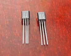 2SK68A N grade low noise NEC J-FET matched Idss to 0.1mA 1 pair !!