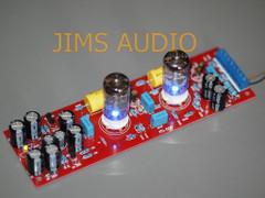 Class A tube buffer kit using 6DJ8/6922/6N11stereo X-10D !!