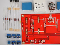 Class A matched SE J-FET stereo buffer kit revised and improved PCB layout!