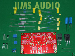 Mosfet pure class A amplifier Kit thick PCB !!
