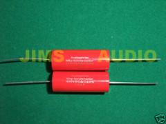 Audiophiler MKP 1uF 400V DC audio grade capacitor 1pr
