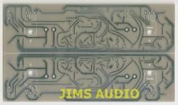 30W class A amplifier stereo PCB based on Sugen A21 Signature