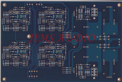 JFET input high speed stereo preamplifier PCB Mimesis 27
