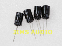 Nichicon BP-S MUSE Electrolytic capacitor 2.2uF 50V 4pc