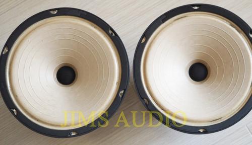 L Cao FA-8 alnico matched full range speaker 8 inches pair !