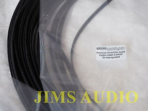 Duelund 3.0 version bulk silver wire sell at per meter no compromise spk cable !