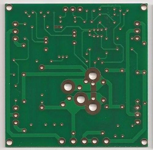 FW F2 class A 5W SE MOSFET amplifier bare board one piece