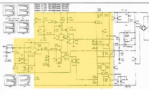 Higly sought Cl A dynamic biasing 80W amplifier PCB Quad 405 MK2 1pc on