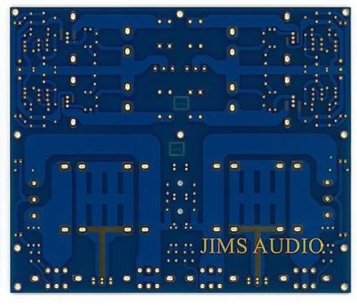 Kubota low noise regulator plus high speed bridge rectified and filtering PCB !!