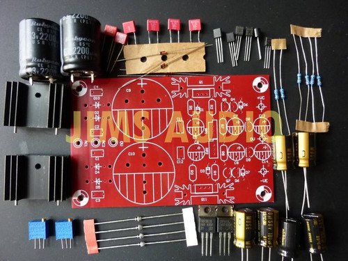 Kubota low noise regulator full blown version kit !!