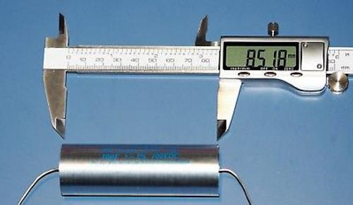 JLX Pure aluminum foil Luxury MKP film 10uF 100Vdc capacitor 1 piece !