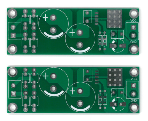 LT1963A low noise PSU boards +3.3V to +20V fixed by resistors two pieces !