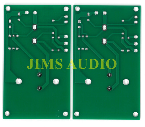 High current +24VDC regulator board Hi-Cap Naim PCB 2 pieces !