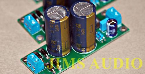 LT1963A low noise PSU boards +5V module one piece !