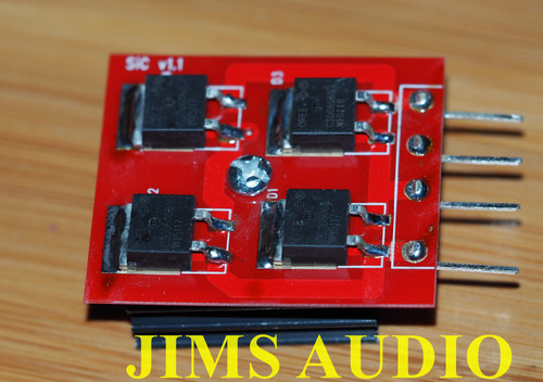 Super low loss SIC diode module1 pc including heatsink !21.39
