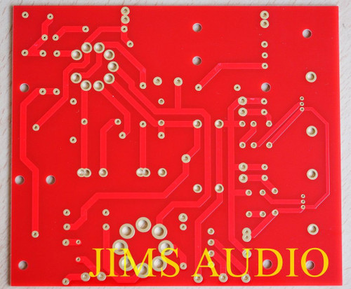 ANK M2 PSU regulator board one piece for M3 phono or other low noise preamp !