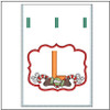 "Sweet Treats Gift Bag L - Fits a 5x7"" Hoop - Instant Downloadable Machine Embroidery"